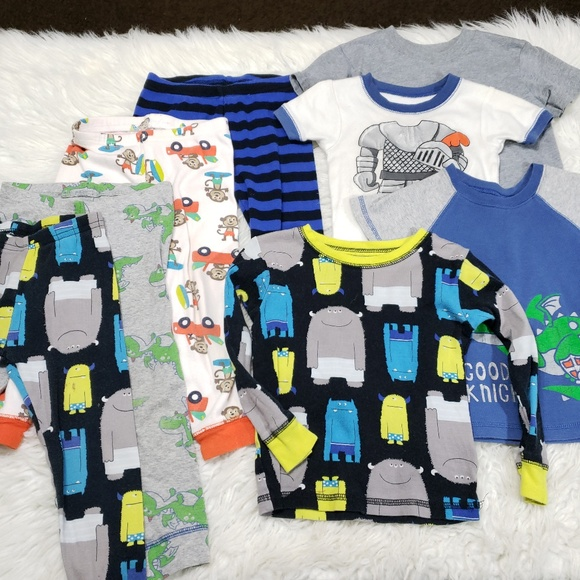 Carter's Other - Boy's 2T & 3T Pajama Bundle